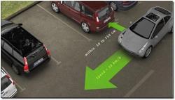 نکات و ترفندهای پارک اتومبیل