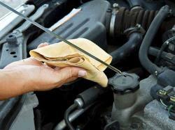 علل کاهش فشار روغن موتور